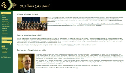 St Albans City Band